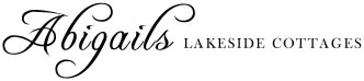 Abigails Lakeside Cottages Logo